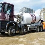New Concrete Mixers