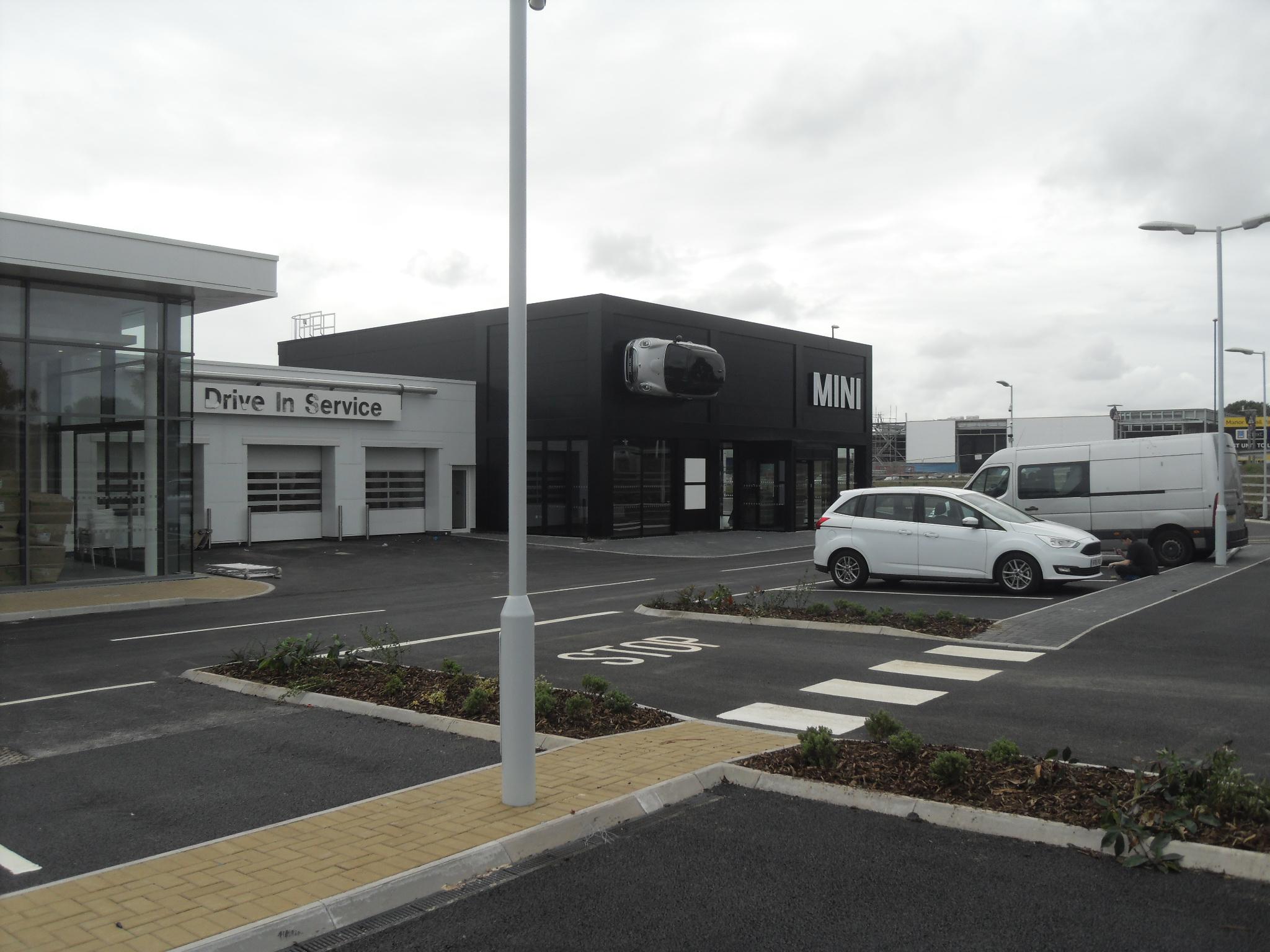 new rustington development