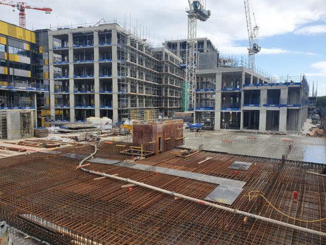 Construction of floors